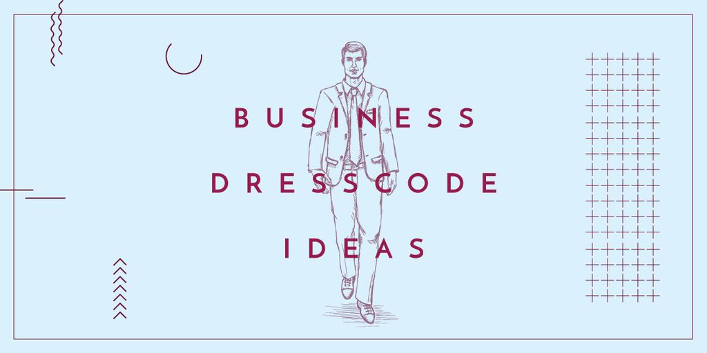 Business dresscode ideas — Maak een ontwerp