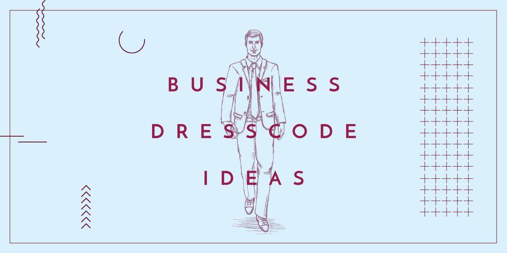 Business dresscode ideas — Modelo de projeto