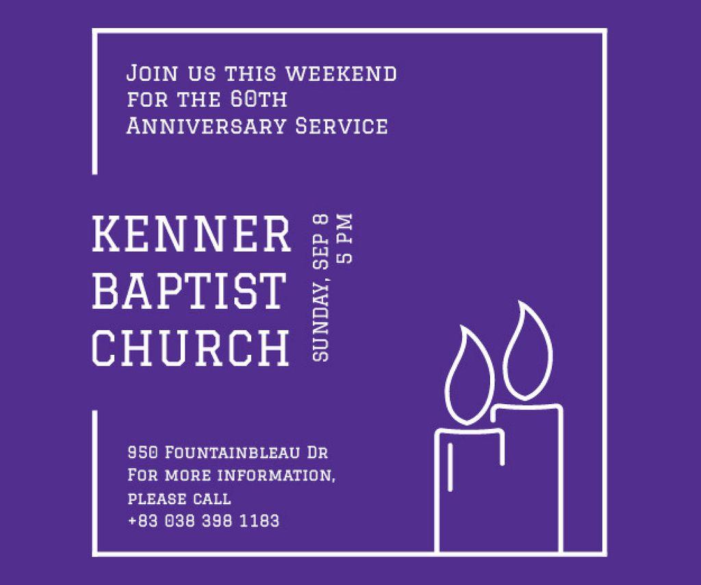 Kenner Baptist Church  — Créer un visuel