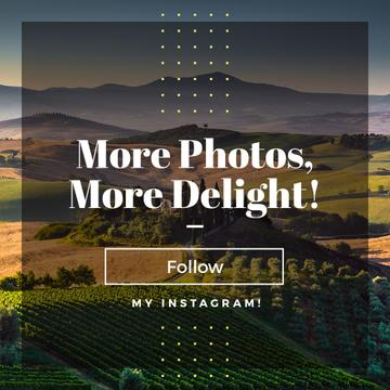 More photos, more delight for instagram blog