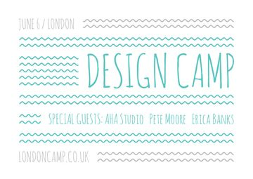 Design camp in London