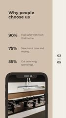 Smart Home design company promotion