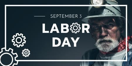 Modèle de visuel Happy Labor Day - Image
