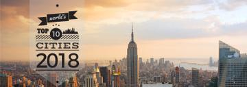 View of New York City | Tumblr Banner Template