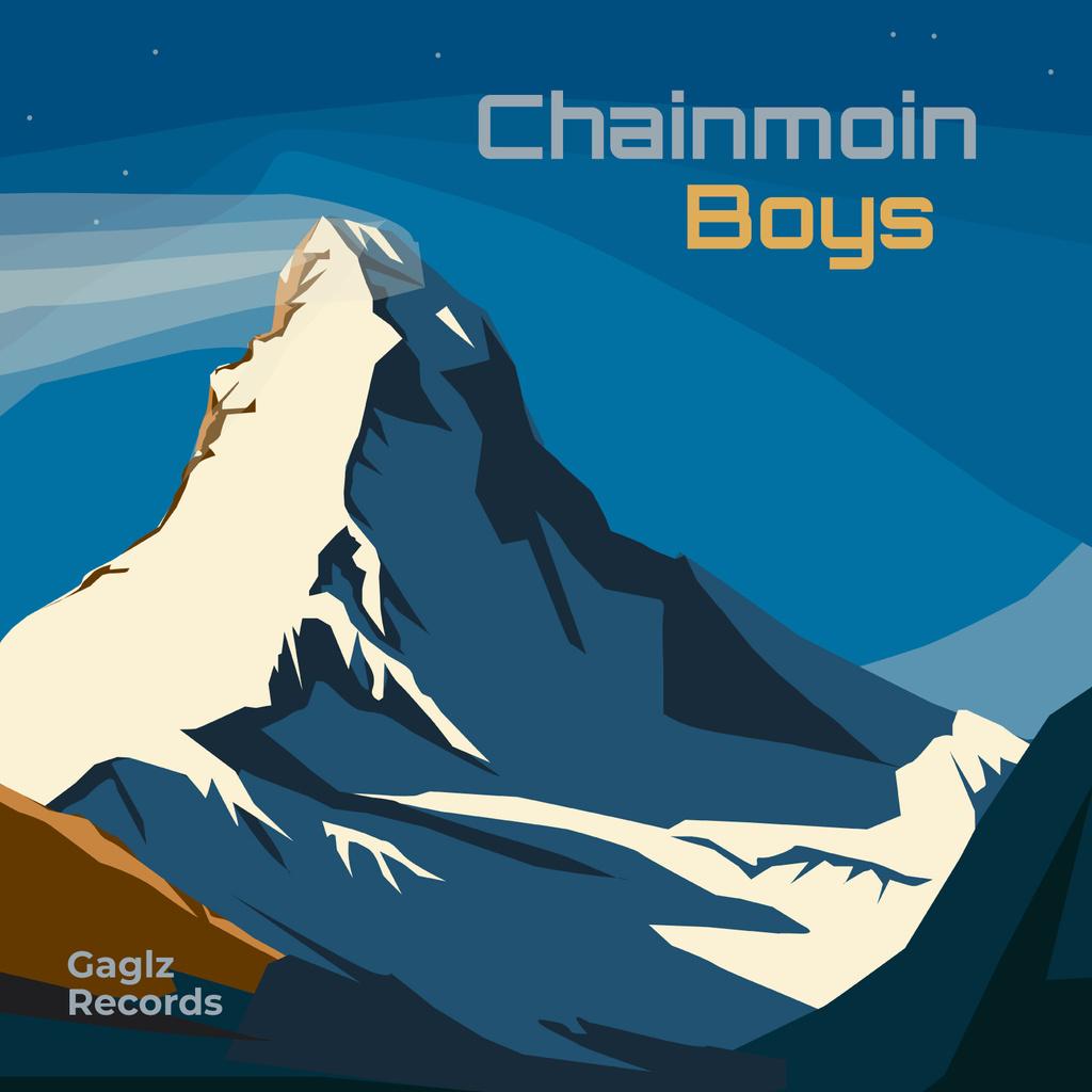 Mountain Peak view — ein Design erstellen