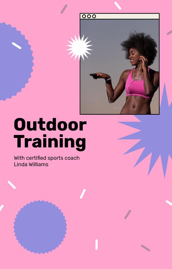 Happy Fitness Coach — Crear un diseño