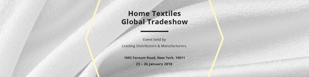 Home textiles global tradeshow — ein Design erstellen