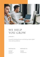 Developers Team services for business projects