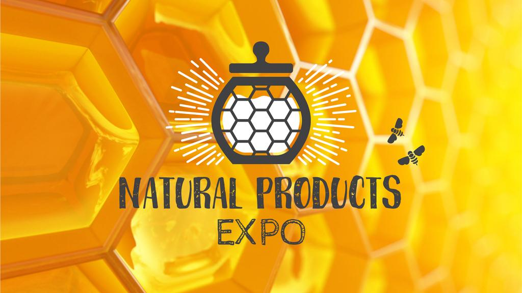 Golden Honey Combs | Full Hd Video Template — Crear un diseño