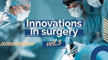 Surgery Innovations Doctors Working in Masks