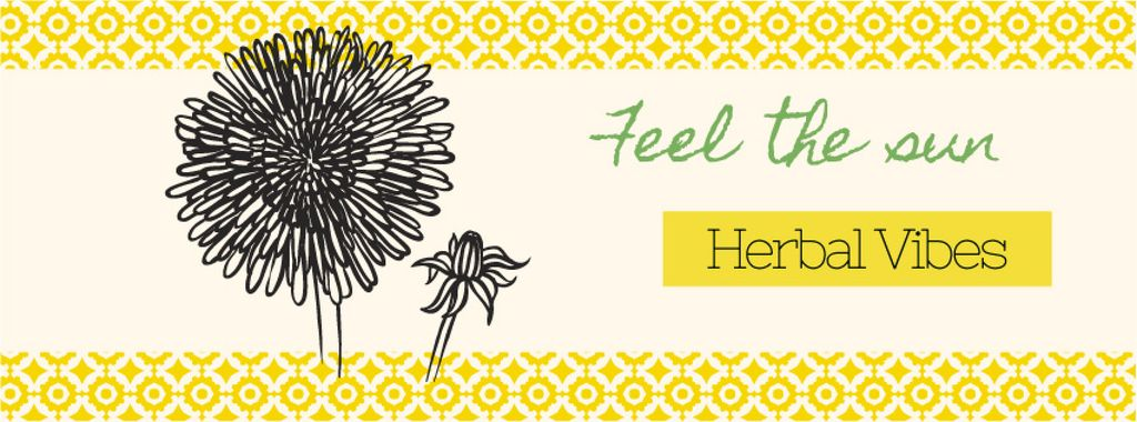 Herbal vibes banner — Створити дизайн