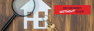 Rent your Property without an agent