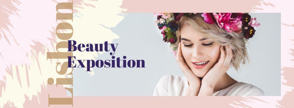 Young attractive woman — Maak een ontwerp