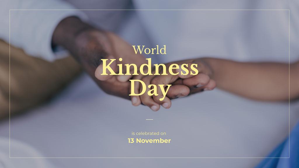 World Kindness Day — Создать дизайн