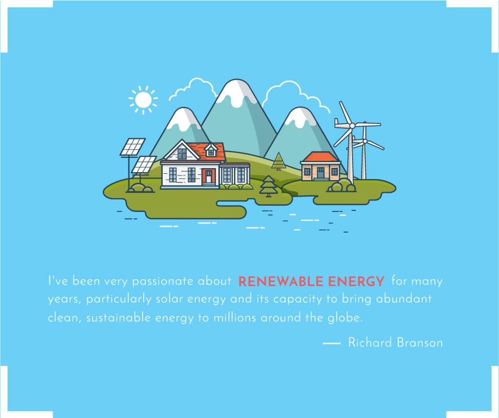 Energy Saving Technologies Smart Home — Crear un diseño