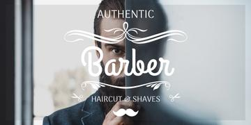 Advertisement for Barbershop
