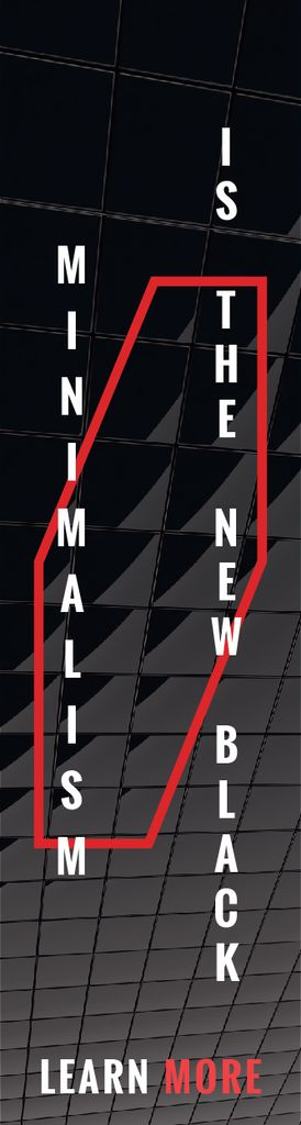 Citation about minimalism — Створити дизайн