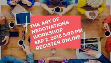 The Art Negotiations Workshop