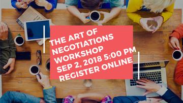 The Art Negotiations Workshop