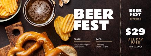 Traditional Beer Fest Treats Tickets