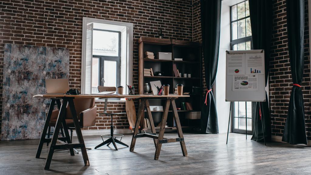 Cozy Design of Home Workplace — Создать дизайн
