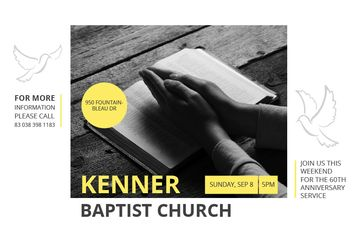 Kenner Baptist Church