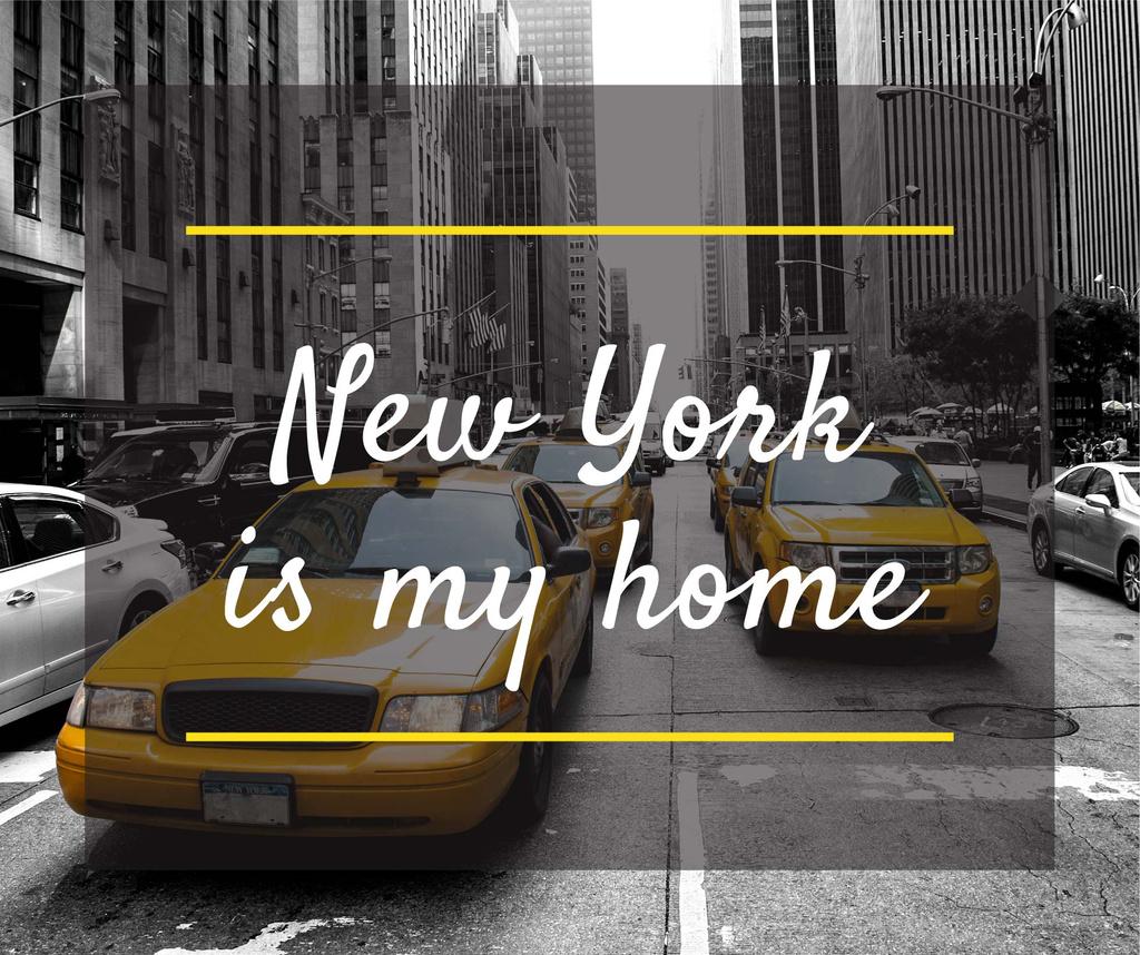 New York poster — Crea un design