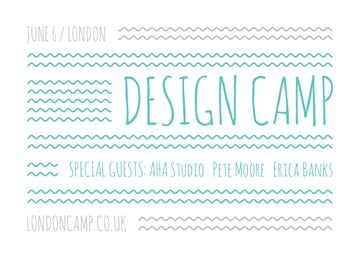 Design camp Announcement