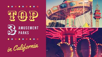 Amusement Park Promotion | Blog Banner