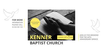Kenner Baptist Church Invitation