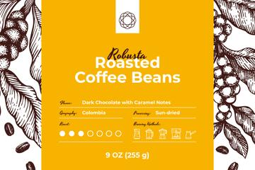 Roasted Beans pattern