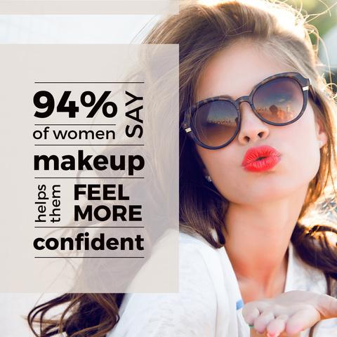 Instagram post Beauty 1080px 1080px