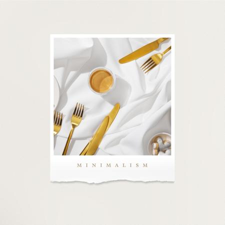 Plantilla de diseño de Breakfast in bed with Coffee and Cookie Instagram