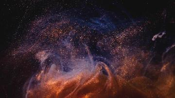 Waving constellations in Space