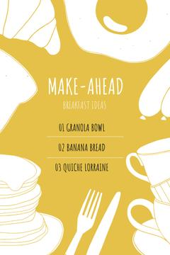 Breakfast dish ideas