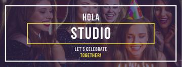 Hola studio party