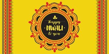 Happy Diwali celebration