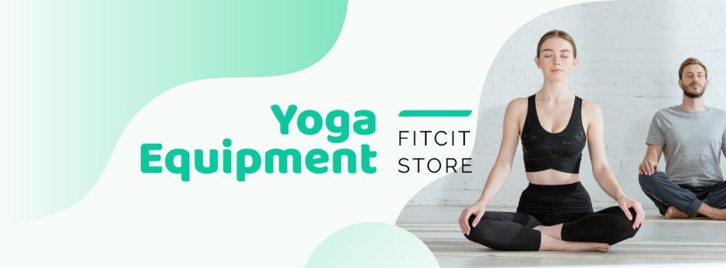 Yoga Equipment Offer —デザインを作成する