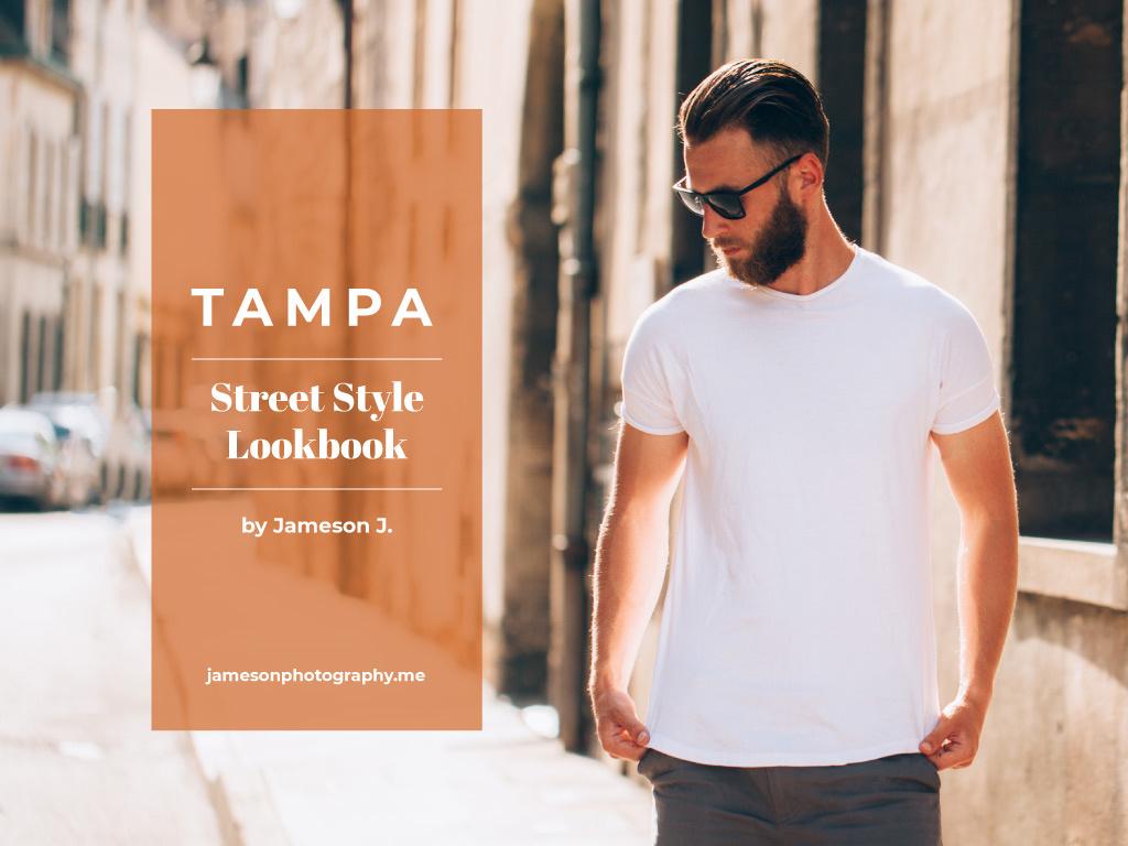 Street style lookbook — Create a Design