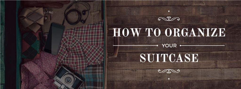 Tips How to organize suitcase — Crear un diseño