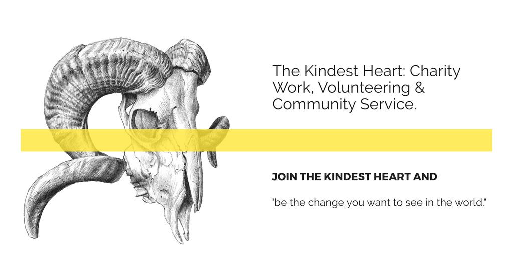 The Kindest Heart Charity Work — Create a Design