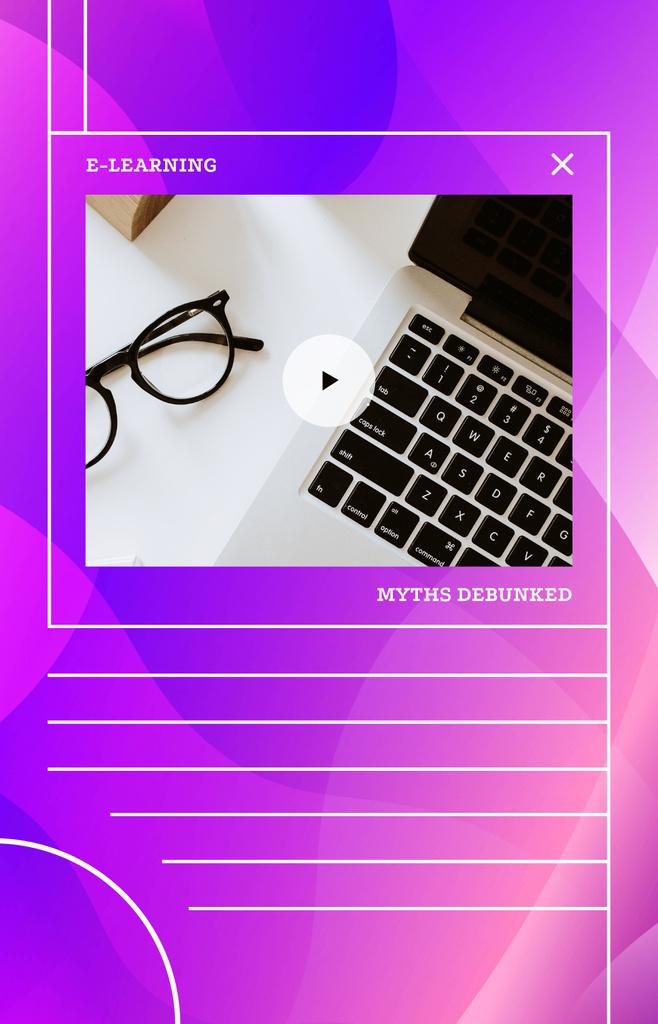 E-Learning guide on working table — Crear un diseño