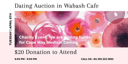 Dating Auction in Wabash Cafe Image Tasarım Şablonu