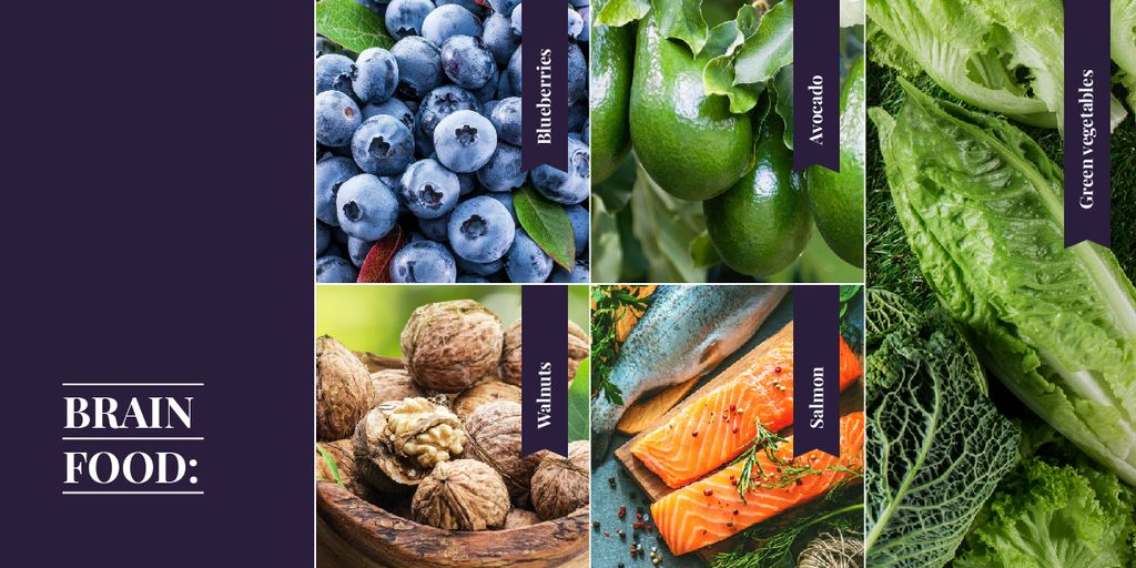 Food rick in nutrients — Maak een ontwerp