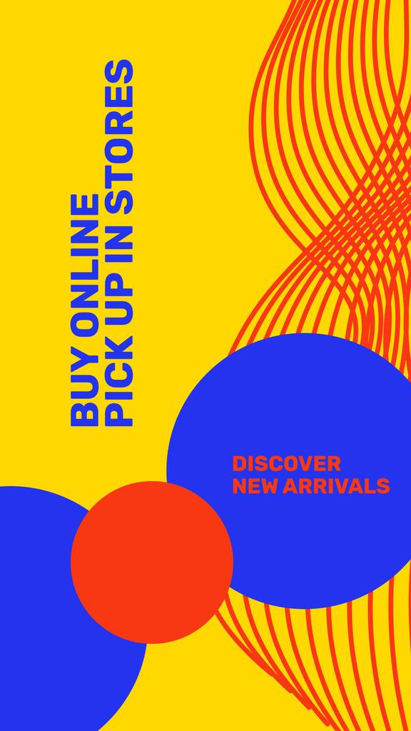 New arrivals Ad — Create a Design