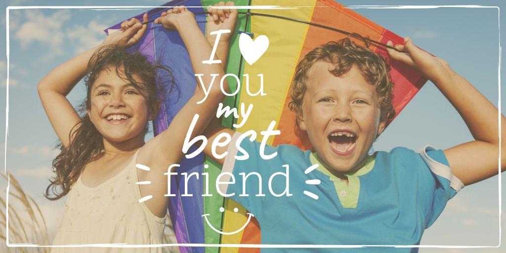 Best friend banner — Create a Design