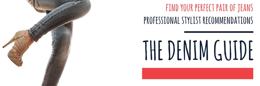 The denim guide website — Create a Design