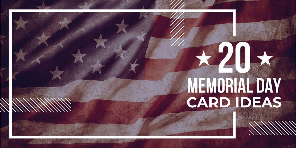 USA Memorial Day — Створити дизайн