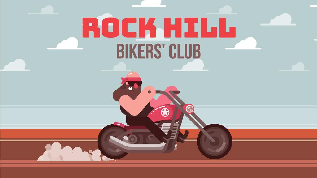 Rock Hill Bikers Club — Create a Design