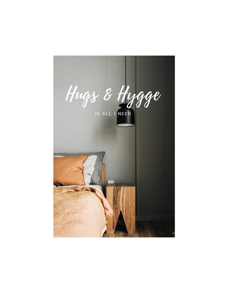 Modern Bedroom Interior — Maak een ontwerp